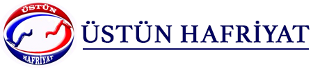 üstün hafriyat logo